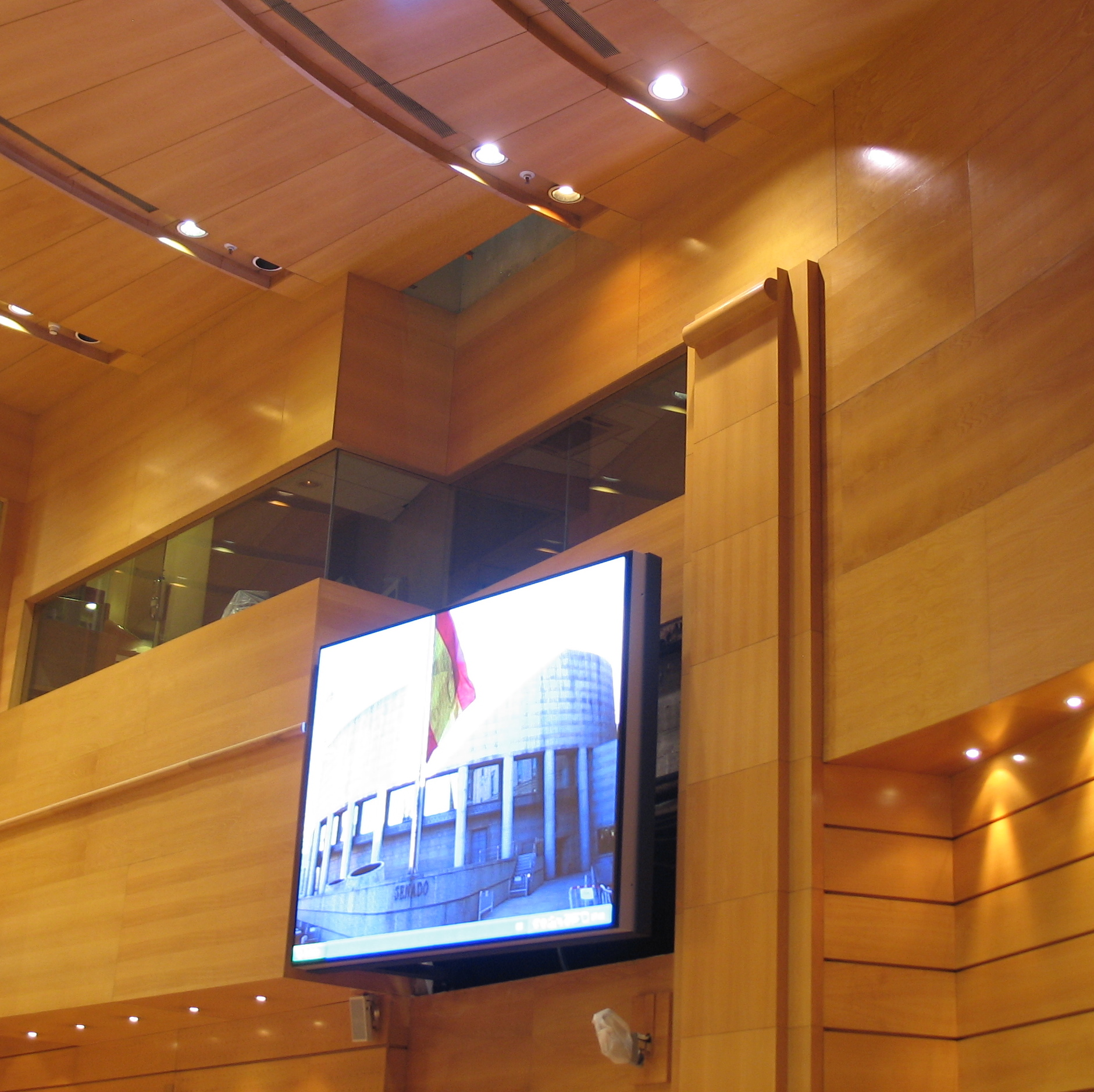 textel indoor senado - Gama Retail / Indoor / Digital Signage