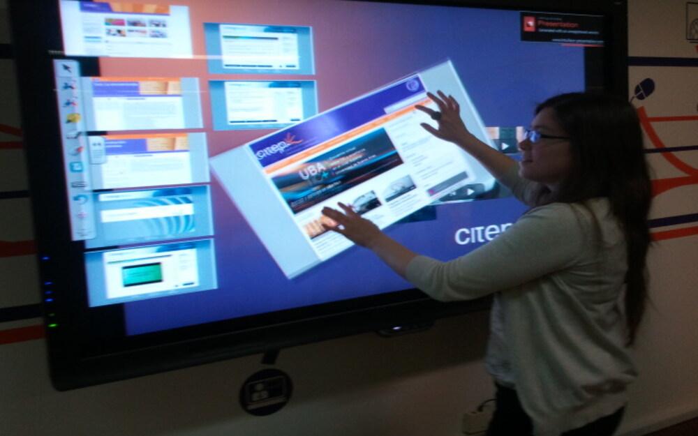 Pantallas interactivas LED: el recurso digital estrella para la educación